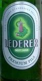 Lederer Premium Pils beer