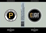 Pittsburgh IC Light beer