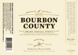Goose Island Bourbon County Stout with Vanilla Bean  Randall Beer