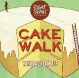 Right Brain Cakewalk Vanilla Cream Ale Nitro Beer