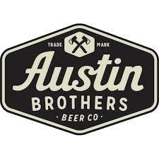 Austin Brothers Cherry Bomb beer Label Full Size