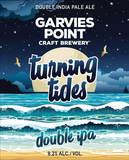 Garvies Point Turning Tides Beer