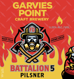 Garvies Point Battalion 5 beer