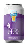 Half Full Refresh beer