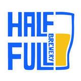 Half Full Rh IPA beer