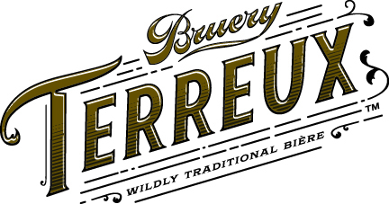 Bruery Terreux Sans Pagaie beer Label Full Size