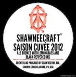 ShawneeCraft Saison Cuvee Beer