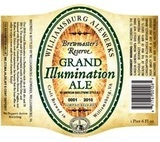 AleWerks Grand Illumination beer