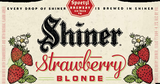 Shiner Bock Streberry Blonde Beer