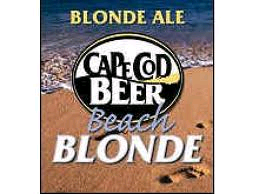 Cape Cod Beach Blonde Ale beer Label Full Size
