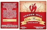 Vander Mill Cider Masala beer