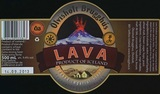 Lava Smoked Imperial Stout Beer