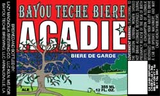 Bayou Teche Acadie Beer