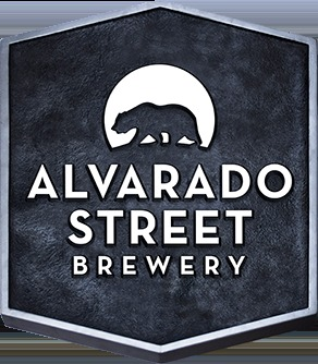 Alvarado Street Tayberry Kettle Sour beer Label Full Size