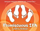 Broad Brook Promiscuous IPA Unfiltered Beer