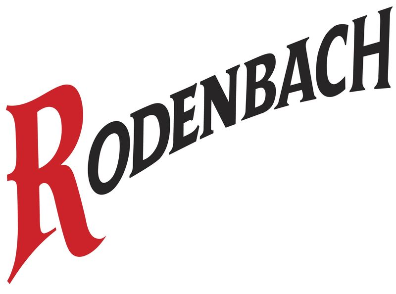 Rodenbach Fruitage beer Label Full Size