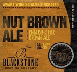 Blackstone Nut Brown Ale beer