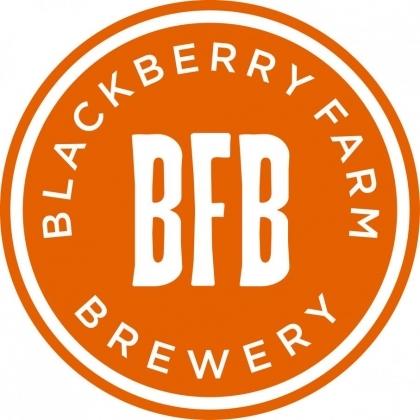 Blackberry Farm / Yazoo Embrace The Funk Peel Your Face Orange IPA beer Label Full Size