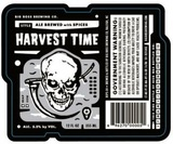 Big Boss Harvest Time Pumpkin Ale beer