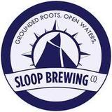 Sloop Doubleplusgood Citra & Mosaic beer
