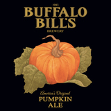Buffalo Bill's America's Original Pumpkin Ale Beer