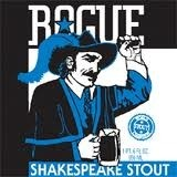 Rogue Shakespeare Stout beer