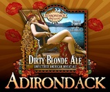 Adirondack Dirty Blonde Ale beer