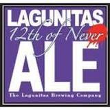Lagunitas 12 of Never Ale Beer