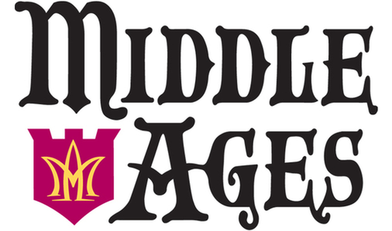Middle Ages Recess Coffee Stout (Nitro) beer Label Full Size
