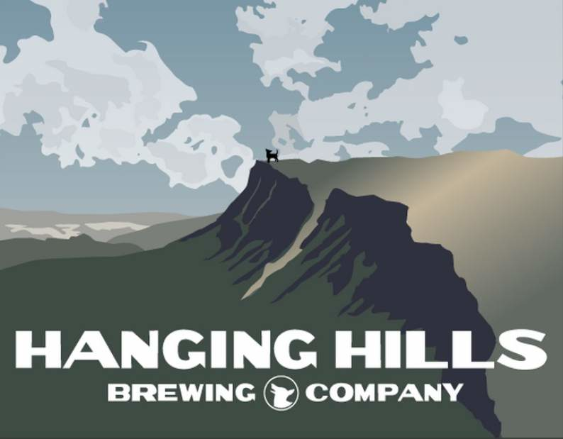 Hanging Hills June Bug beer Label Full Size