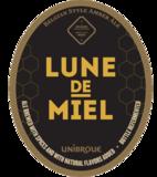 Unibroue Lune De Miel Beer