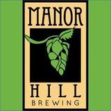 Manor Hill/Meridian Pint Neo-English IPA beer