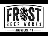 Frost Beer Works Plush DIPA beer