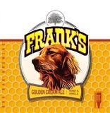 Bur Oak Frank's Golden Cream Ale beer