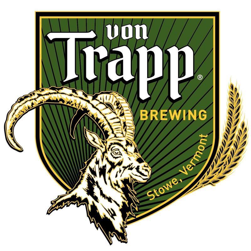 Von Trapp Helles Lager beer Label Full Size