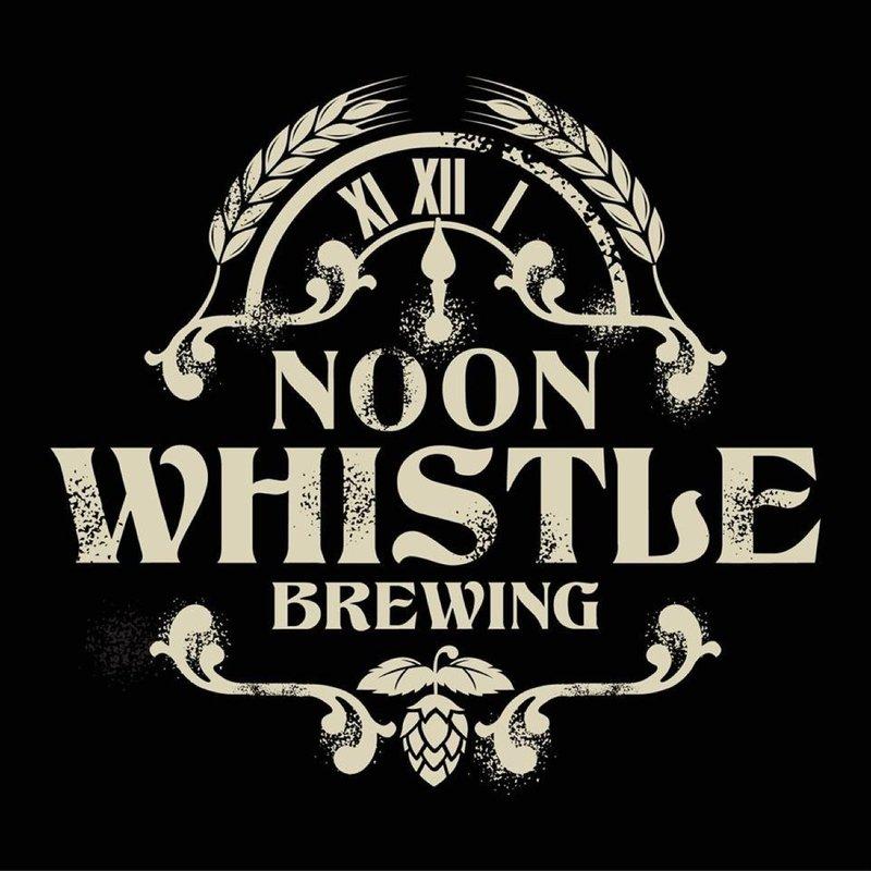 Noon Whistle Gummy Banter beer Label Full Size