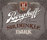 Berghoff Sir Dunkle Dark beer