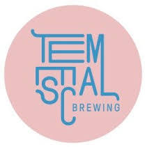 Temescal Way Up IPA beer Label Full Size