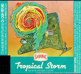 Saranac Tropical Storm beer