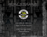 Stoudts Believer Double Bock beer