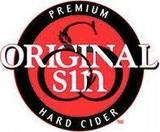 Original Sin Rose' Cider Beer