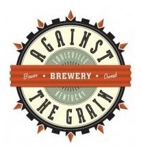 Against the Grain Bay & Pepper Your Bretts beer Label Full Size
