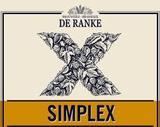 De Ranke SimpleX beer