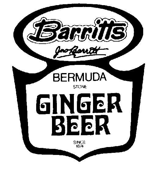 Barritt's Ginger Beer beer Label Full Size