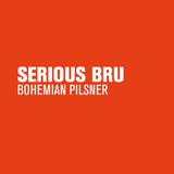 Dru Bru Serious Pilsner beer