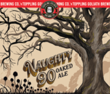 Toppling Goliath Naughty 90 beer