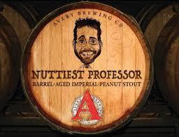Avery Barrel Aged Series Nuttiest Professor Beer