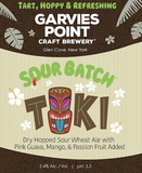 Garvies Point Sour Batch Tiki beer