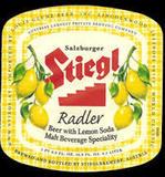 Stiegl Zitrone Lemon Radler beer