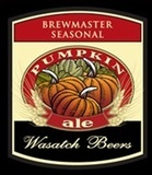 Wasatch Pumpkin Ale beer